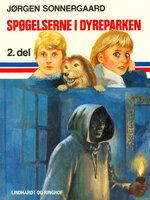 Spøgelserne i dyreparken 2 - Jørgen Sonnergaard