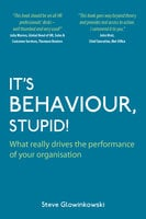 It's Behaviour, Stupid! - Steve Glowinkowski
