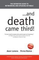 ...and Death Came Third! - Peter Roper,Andy Lopata