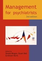 Management for Psychiatrists - Various Authors