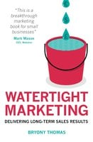 Watertight Marketing - Bryony Thomas