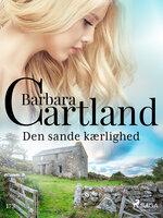 Den sande kærlighed - Barbara Cartland