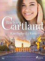 Kærlighed i Rom - Barbara Cartland