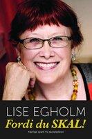 Fordi du skal - Anette Vestergaard, Lise Egholm