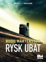 Rysk ubåt - Bodil Mårtensson