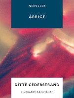 Årringe - Ditte Cederstrand
