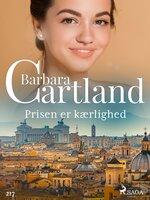 Prisen er kærlighed - Barbara Cartland
