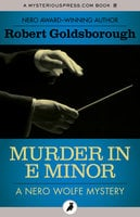 Murder in E Minor - Robert Goldsborough
