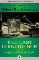 The Last Coincidence - Robert Goldsborough
