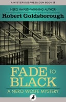 Fade to Black - Robert Goldsborough