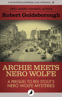 Archie Meets Nero Wolfe - Robert Goldsborough