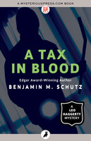A Tax in Blood - Benjamin M. Schutz