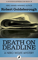 Death on Deadline - Robert Goldsborough