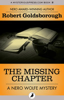 The Missing Chapter - Robert Goldsborough