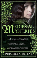 Medieval Mystery - Box Set II - Priscilla Royal