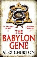 The Babylon Gene - Alex Churton
