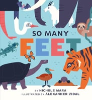 So Many Feet - Nichole Mara