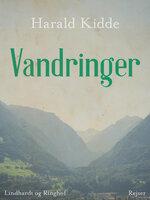 Vandringer - Harald Kidde