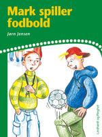 Mark spiller fodbold - Jørn Jensen