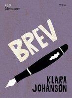 Brev - Klara Johanson