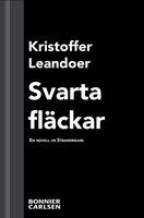 Svarta fläckar : En skräcknovell ur Strandridare - Kristoffer Leandoer
