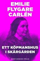 Ett köpmanshus i skärgården : del 1-3 - Emilie Flygare-Carlén