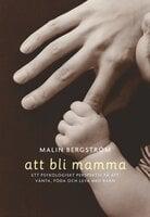 Att bli mamma. Tankar och känslor kring att vänta, föda och leva med barn - Malin Bergström