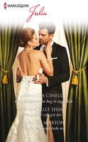 Hemmelighederne bag et ægteskab / Lille spejl på væggen der ... / Under ørkenens hede sol - Sandra Marton,Chantelle Shaw,Amanda Cinelli