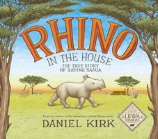 Rhino in the House - Daniel Kirk