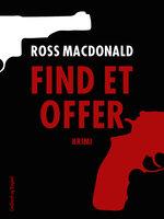 Find et offer - Ross Macdonald