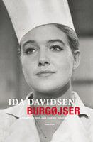Burgøjser - Julie Schlüter Valentin,Ida Davidsen