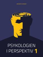 Psykologien i perspektiv I - Jørn Beckmann