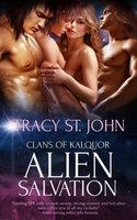 Alien Salvation - Tracy St. John