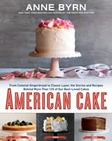 American Cake - Anne Byrn