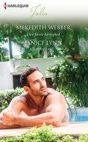 Den første kærlighed/Jomfru i nød - Meredith Webber, Janice Lynn