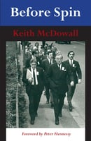 Before Spin - Keith McDowall