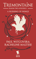 A Rushing of Wings - Various authors