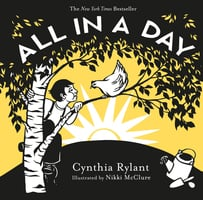 All in a Day - Cynthia Rylant
