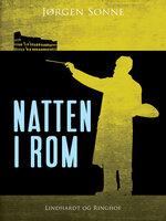 Natten i Rom - Jørgen Sonne