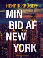 Min bid af New York - Henrik Krüger