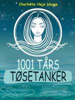 1001 tårs tøsetanker - Charlotte Heje Haase