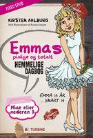 Emmas pinlige og total hemmelige dagbog - Kirsten Ahlburg