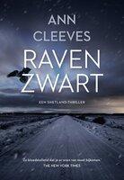 Ravenzwart - Ann Cleeves