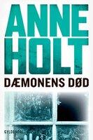 Dæmonens død - Anne Holt