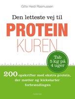 Den letteste vej til proteinkuren - Gitte Heidi Rasmussen