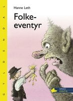 Folkeeventyr - Hanne Leth