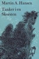 Tanker i en skorsten - Martin A. Hansen