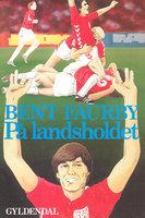 På landsholdet - Bent Faurby