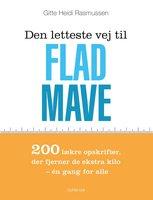 Den letteste vej til flad mave - Gitte Heidi Rasmussen