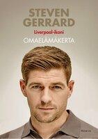 Steven Gerrard - Liverpool-ikoni - Steven Gerrard, Donald McRae